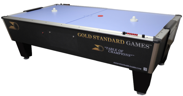 Gold Standard Games Tournament Ice Manual Score Air Hockey Table 8HGS-W01-MSLB - BarStoreUSA