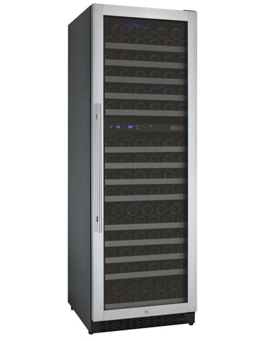 Allavino 172 Bottle FlexCount Series Dual Zone Wine Refrigerator VSWR172-2SSRN - BarStoreUSA