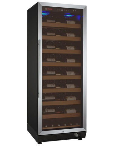 Allavino 115 Bottle Vite Series Single Zone Wine Refrigerator YHWR115-1SRN - BarStoreUSA