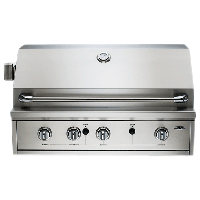 "Capital Professional Series 36"" Built-In Grill PRO36BI - BarStoreUSA"