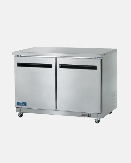Arctic Air Double Door Under-Counter Freezer AUC48F - BarStoreUSA