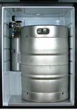 "Kegco 24"" Wide Triple Tap Black Kegerator Model: K209B-3NK"