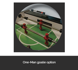 Performance Games Sure Shot RL Foosball Table - BarStoreUSA