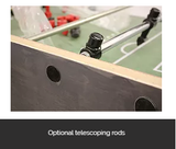 Performance Games Sure Shot RV Foosball Table - BarStoreUSA