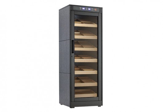 Prestige Remington Lite 2000 Ct. Electric Climate/Humidity Controlled Cabinet RMGTN/LT - BarStoreUSA