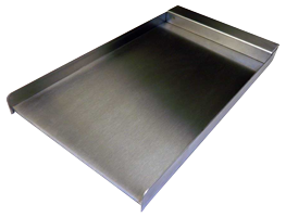 Capital 12″ Drop-In SS Griddle Plate PSQ-GPS - BarStoreUSA