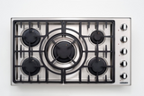 Capital Maestro 36″ Gas Cooktop MCT365GS - BarStoreUSA