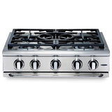 Capital Precision 30″ Gas Range Top GRT305 - BarStoreUSA