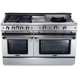 Capital Precision 60″ Gas Self Clean Range GSCR604BW - BarStoreUSA