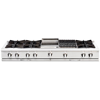 Capital Culinarian 60″ Gas Range Top CGRT604G4 - BarStoreUSA