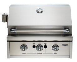 "Capital Professional Series 32"" Built-In Grill PRO32BI - BarStoreUSA"