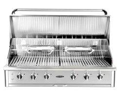 "Capital Precision Series 52"" Built-In Grill CG52RBI - BarStoreUSA"