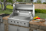 Capital Precision Series 40″ Built-In Grill CG40RBI - BarStoreUSA