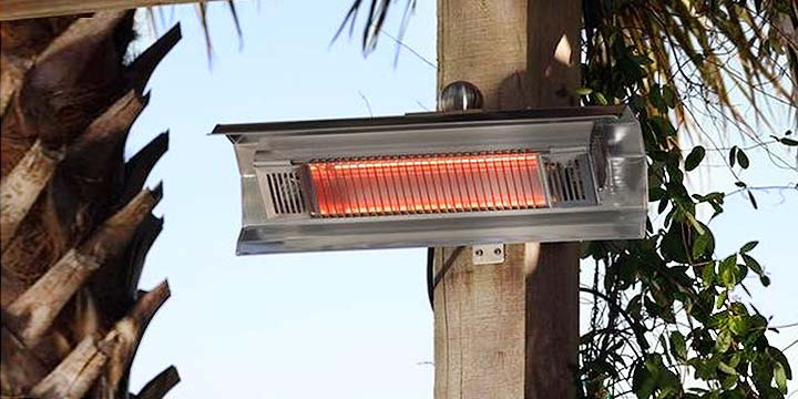 Ceiling Mounted Patio Heater