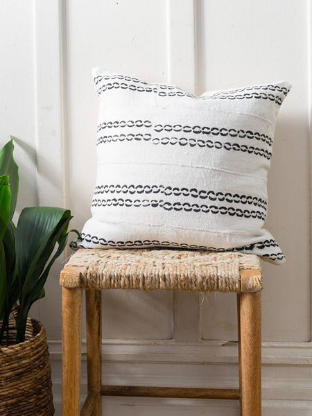 Cocody African Mudcloth Pillow Cover