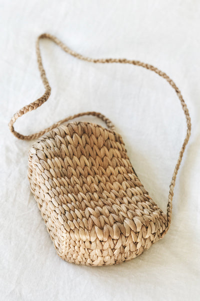 Moon Basket Purse
