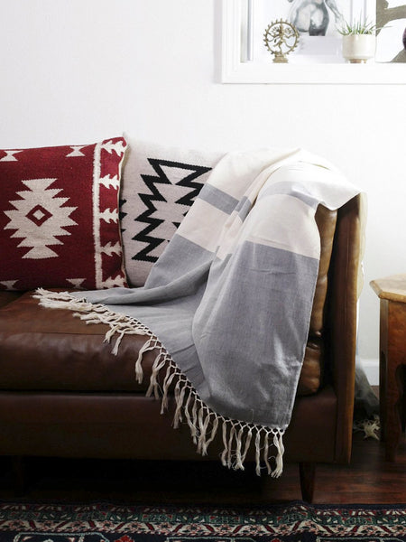 Handwoven Turkish Towels from Guatemala