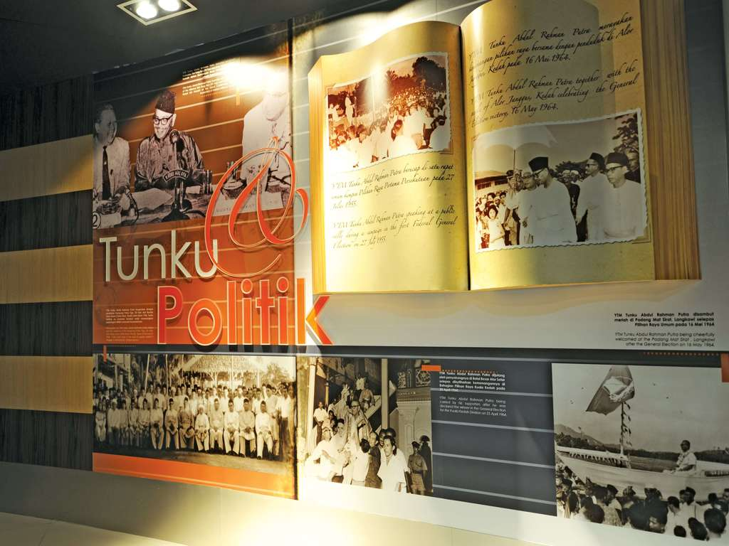 The life and times of Tunku Abdul Rahman and his struggle