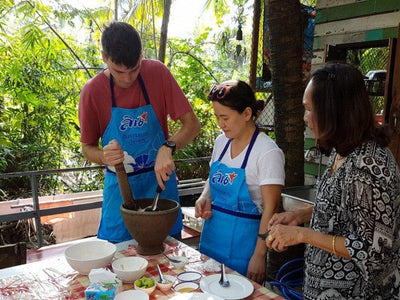 Bangkok Culinary Experience by Bike