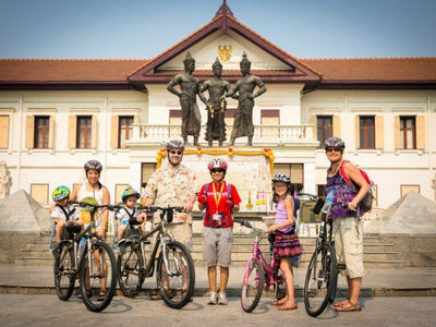Chiang Mai Countryside Expedition by Bike (5D4N)