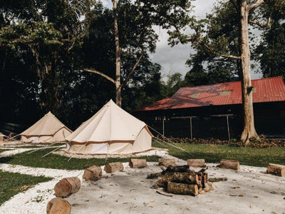 Gopeng Glamping Adventure - Team Building (2D1N)