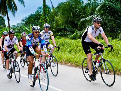 Northern Phuket Century Cycling Expedition (100km)