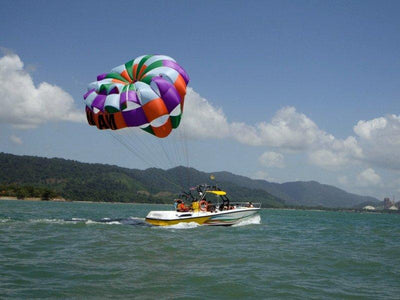 Exclusive Private Parasailing Adventure on Paradise 101 (Double Flyer)