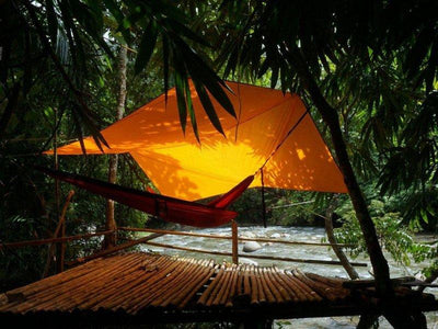 Gopeng Camping Adventures - Rafting & Sunset Hiking (2D1N)