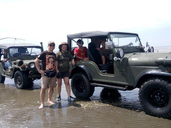 Can Gio Biosphere Reserve & Rung Sac Guerilla Base Jeep Tour