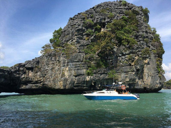Southern Langkawi Exploration Speedboat Tour