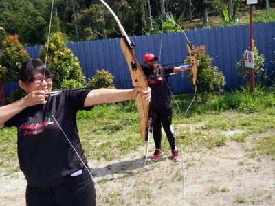 archery at Broga Hill