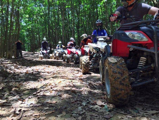 ATV at UTM Recreational Forest