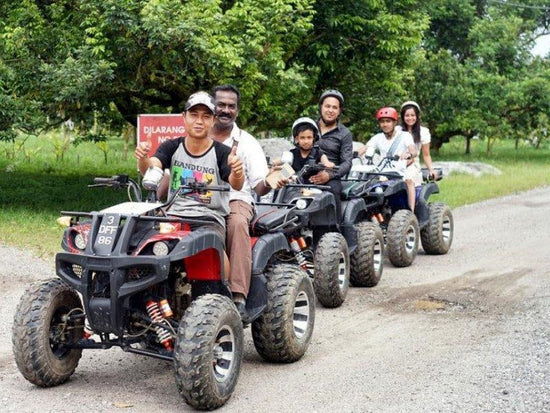 atv ride desaru
