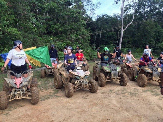 ATV riding activity at UTM Recreational Forest