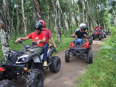 ATV riding activity in Langkawi Island