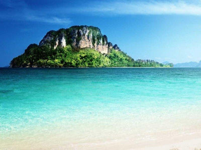 Beautiful Poda Island in Krabi