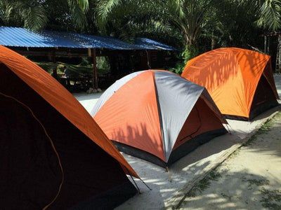 Gopeng Camping Adventures - Waterfall Abseiling & Sunset Hiking (2D1N)