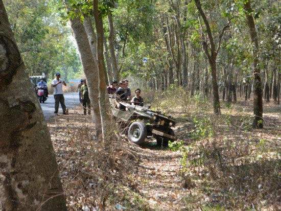 Cu Chi Tunnels Jeep Half Day Tour