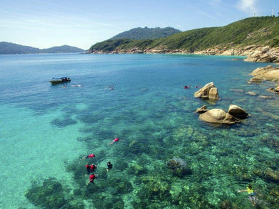 diving trips in perhentian island
