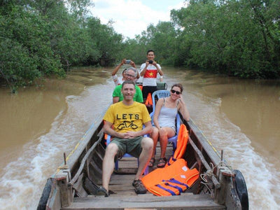 Exploring Mekong Delta in A Day Bike Tour