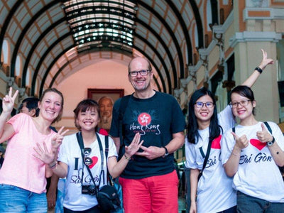 Half-Day Ho Chi Minh City New Experience Motorbike Tour