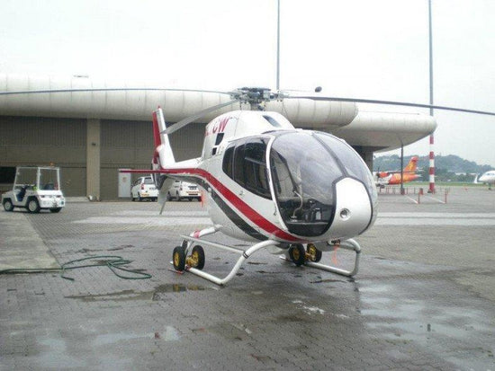 Helicopter for KL City Express Tour