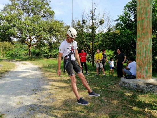 high ropes desaru coast