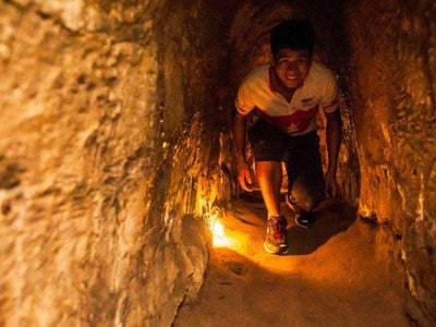 Historic Cu Chi Tunnels Cycling Tour
