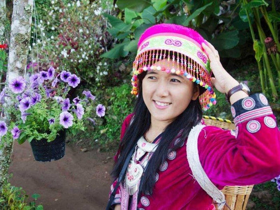 Hmong Trive native in Thailand