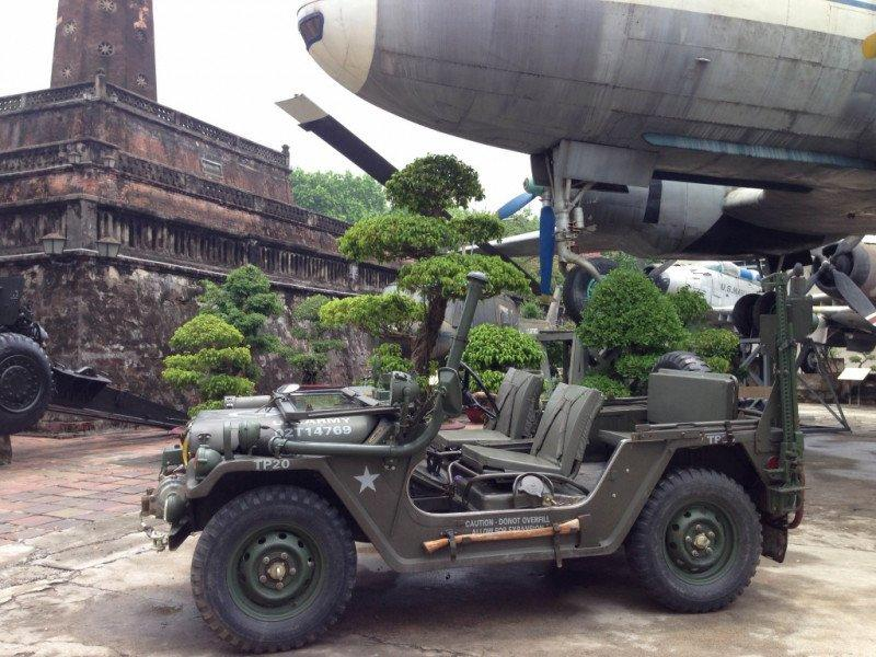 Vietnam War History Jeep Tour Vietnam Adventoro