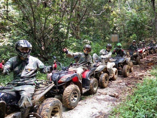 Utm Recreational Forest Atv Funride 30 40 Mins Malaysia
