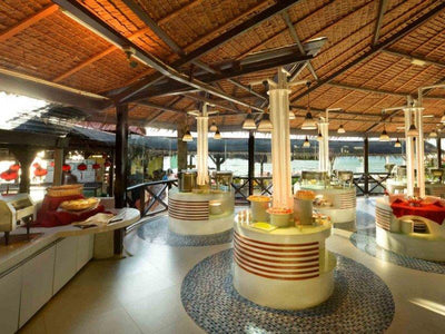 Restaurant at paya beach resort