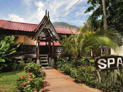 spa package at tioman