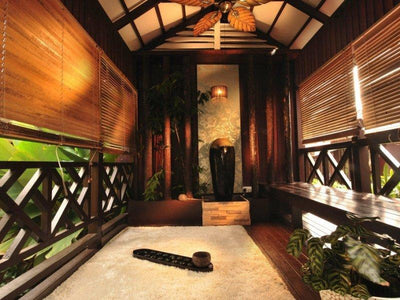 Spa package tioman